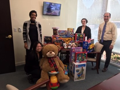 Norwalk's Spirit of Giving Donation